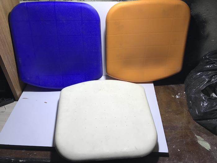 okul sırası oturak plastikleri