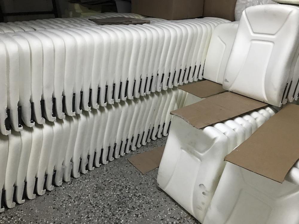 Konferans koltuğu tamiri ve konferans koltuğu yedek parça imalatı